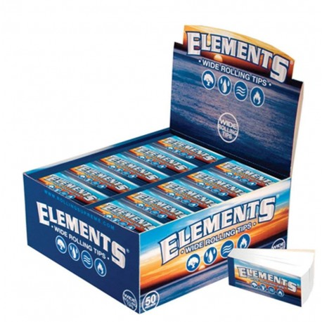 BOX FILTRI ELEMENTS 50 PCS