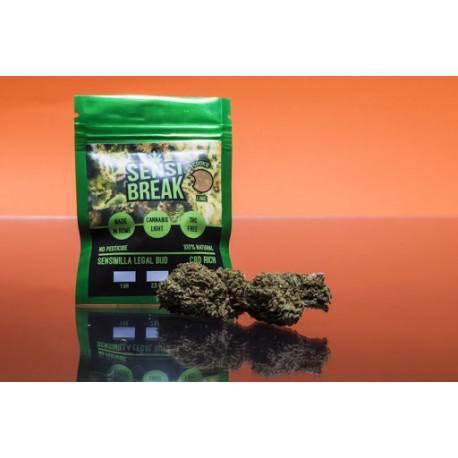 sensi break cbd cannabis 1 grammo