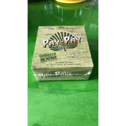 BOX CARTINE PAY-PAY VERDI 50PZ